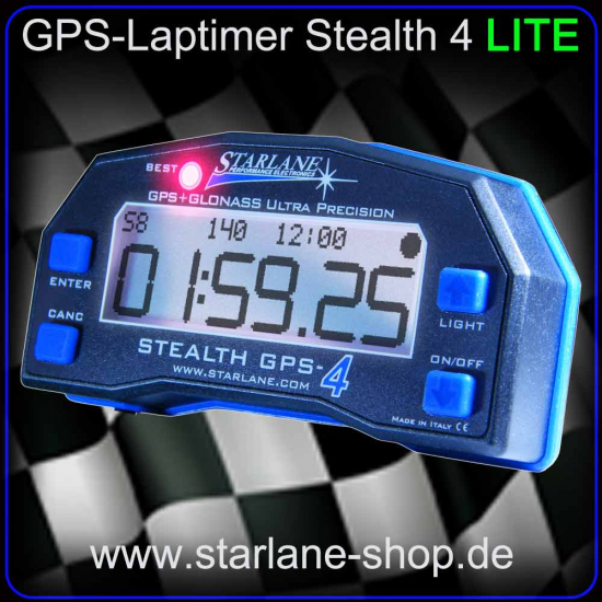 Laptimer Stealth