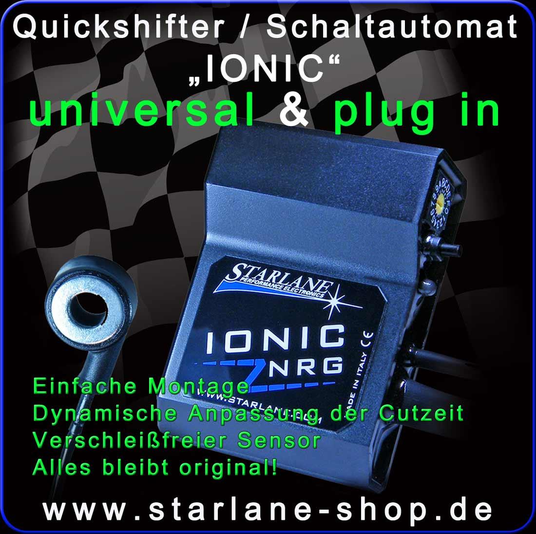 Quickshifter Schaltautomaten Für Motorräder Und Supermotos Easy