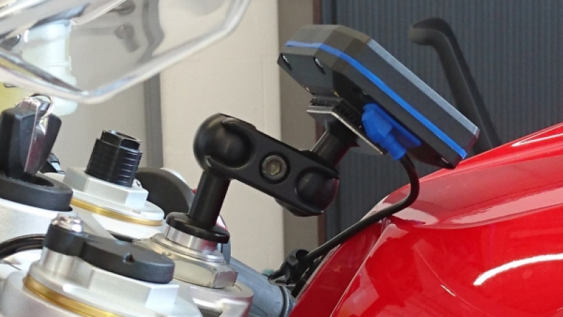 BMW S1000RR Laptimer